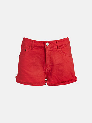 Shorts & kortbyxor - Bik Bok Malibu shorts - Röd