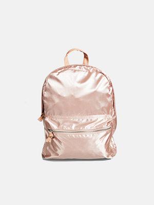 Bik Bok persikofärgad ryggsäck Candice handbag  - Ljusrosa