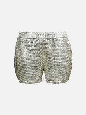 Shorts & kortbyxor - Bik Bok Goldie shorts - Stål