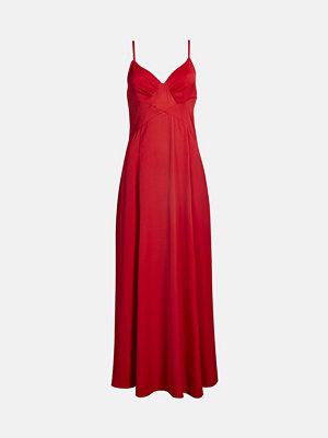 Bik Bok Slick klänning - Röd