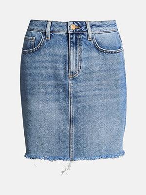 Bik Bok Strom kjol - Blå