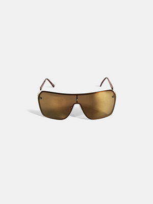 Solglasögon - Bik Bok Elionwy sunglasses - Brun