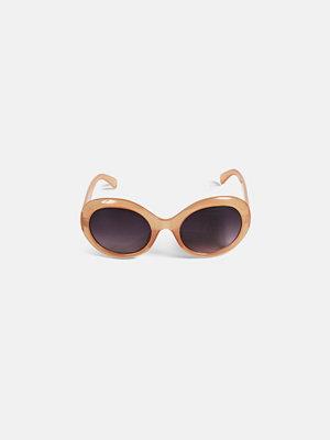Solglasögon - Bik Bok Augusta sunglasses - Nude