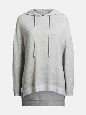 Street & luvtröjor - Bik Bok Perry sweater - Ljusgrå