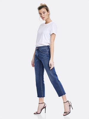 Bik Bok Flare Strike jeans - Blå