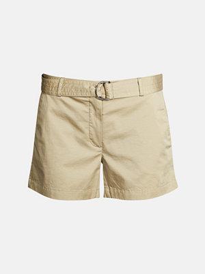Shorts & kortbyxor - Bik Bok Misty shorts - Ljusbeige
