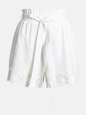 Shorts & kortbyxor - Bik Bok Missing shorts - Vit