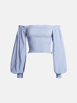 Bik Bok Daisy blus - Blå