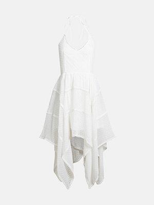 Bik Bok Zimmer klänning - Vit