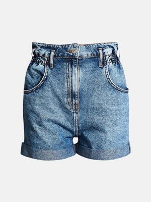 Shorts & kortbyxor - Bik Bok Carey shorts  - Blå