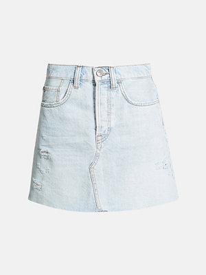Bik Bok Sunny kjol - Blå