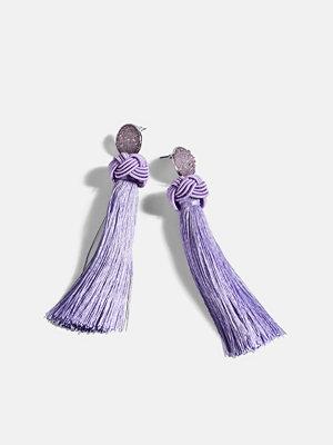 Bik Bok örhängen Jade earrings - Lila