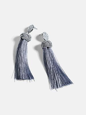 Bik Bok örhängen Jade earrings - Grå