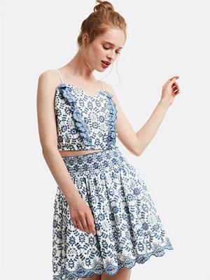 Bik Bok Rush kjol - Blå
