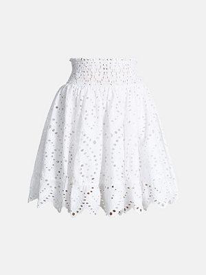 Bik Bok Rush kjol - Vit