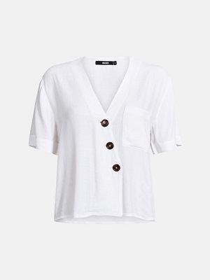 Bik Bok Elli blouse - Offwhite