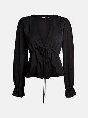 Bik Bok Emmy blouse - Svart