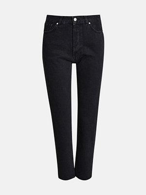 Bik Bok Mom Black jeans - Svart