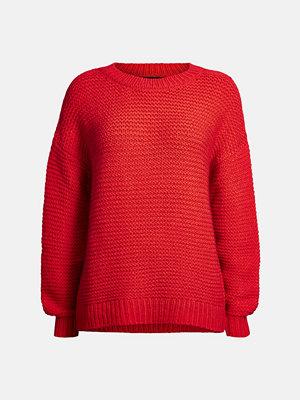 Bik Bok Apple stickad tröja - Röd