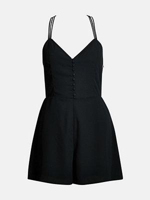 Bik Bok Sunny jumpsuit - Svart