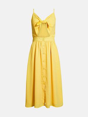 Bik Bok Erin klänning - Gul
