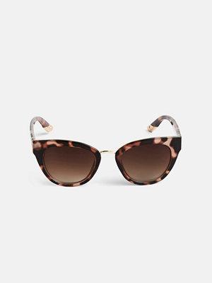 Solglasögon - Bik Bok Mathilda solbriller - Brun