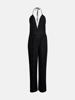 Jumpsuits & playsuits - Bik Bok Naoma jumpsuit - Svart