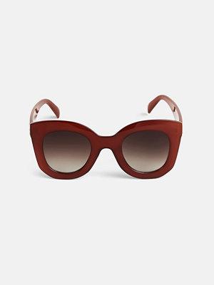 Solglasögon - Bik Bok Alexa solbriller - Roströd