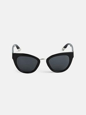 Solglasögon - Bik Bok Mathilda solbriller - Svart