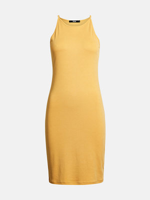 Bik Bok Iris klänning - Senapsgul