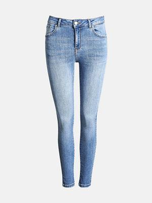 Jeans - Bik Bok Higher Ella jeans - Blå