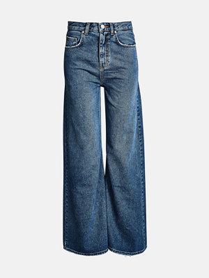 Jeans - Bik Bok Super Duper jeans - Blå