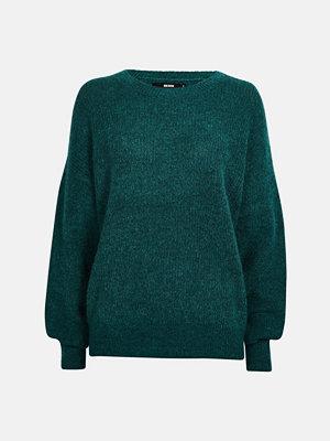 Tröjor - Bik Bok Avery stickad tröja - Grön