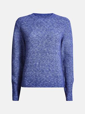 Tröjor - Bik Bok Line tröja - Blå