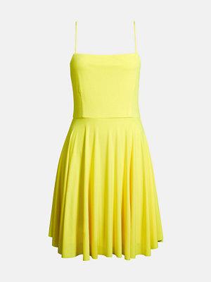 Bik Bok Annie new klänning - Gul