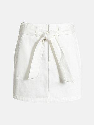 Kjolar - Bik Bok Hart kjol - Vit