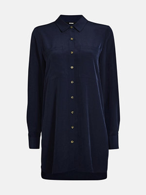 Bik Bok Island blouse - Marinblå