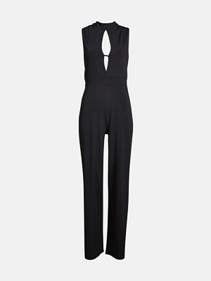Jumpsuits & playsuits - Bik Bok Lopez jumpsuit - Svart