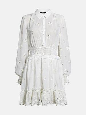 Bik Bok Estelle klänning - Vit