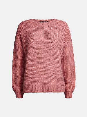 Tröjor - Bik Bok Apple tröja - Rosa