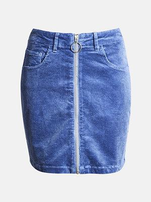 Bik Bok Stormi kjol - Ljusblå