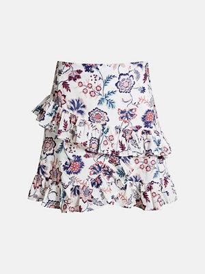 Bik Bok Lykke kjol - Multi