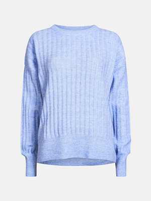 Tröjor - Bik Bok Trude tröja - Ljusblå