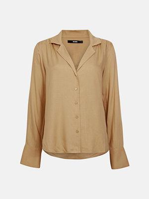 Skjortor - Bik Bok Vikky shirt - Brun