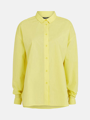 Skjortor - Bik Bok Lenny shirt - Neongul