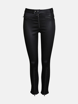 NEVER DENIM svarta byxor Higher Farmy trousers - Svart