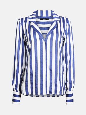 Skjortor - Bik Bok Vikky shirt - Blå