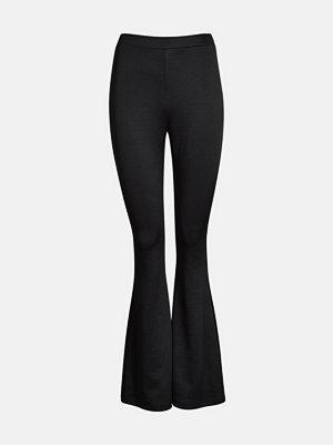 Bik Bok svarta byxor Marisso trouser - Svart