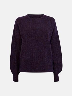 Tröjor - Bik Bok Angelina tröja - Mörklila