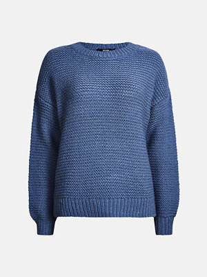 Bik Bok Apple tröja - Ljusblå